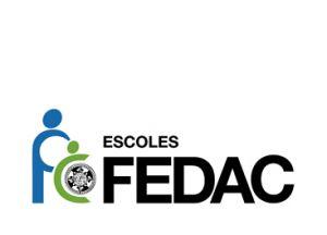 Logotip escoles Fedac