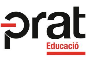 Logo Prat Educació
